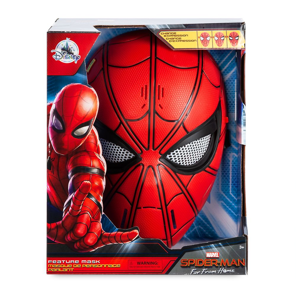 Spider-Man: Far from Home Feature Mask