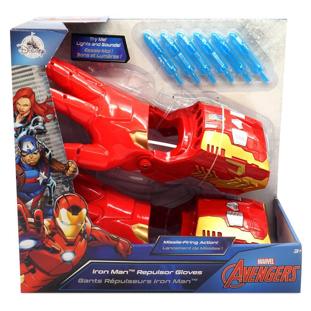 Iron Man Repulsor Gloves – Marvel's Avengers: Infinity War