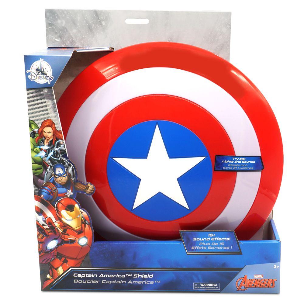 Captain America Shield – Marvel's Avengers: Infinity War