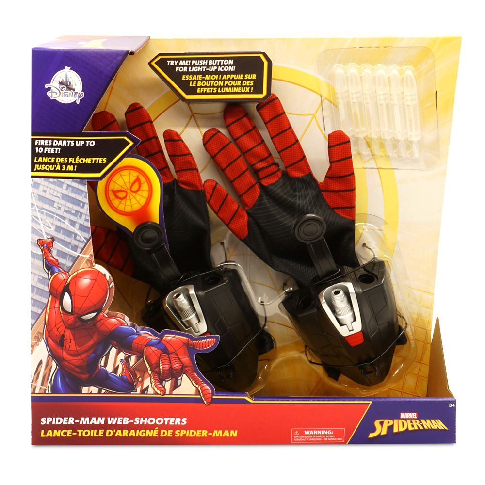 Spider-Man Webshooter Play Set – Spider-Man: Far from Home