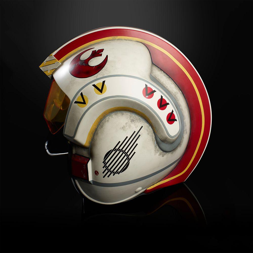 Luke Skywalker Battle Simulation Electronic Helmet – Star Wars – The Black Series by Hasbro