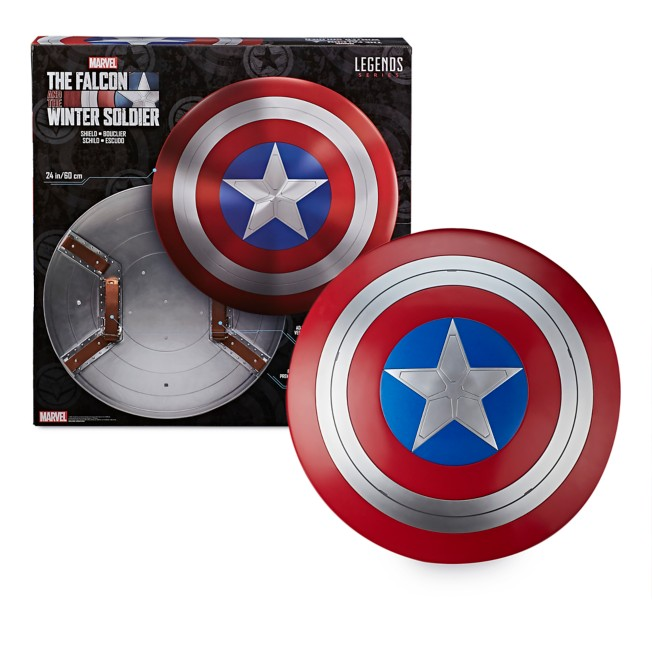Captain America Shield Collectible by Hasbro – Avengers Legends Series – The Falcon and the Winter Soldier – Pre-Order