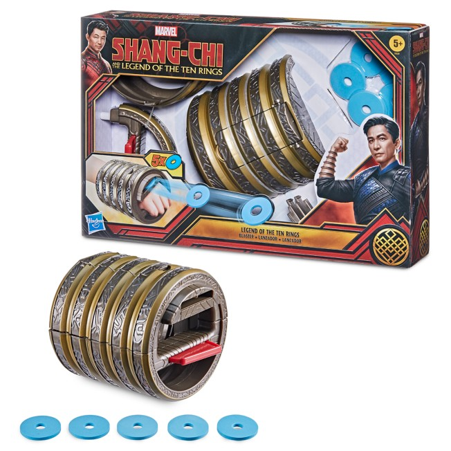 Shang-Chi and the Legend of the Ten Rings Blaster Toy by Hasbro