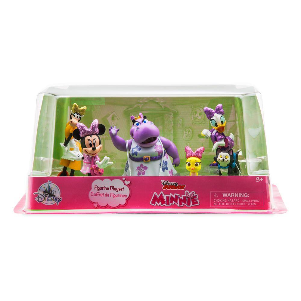 Minnie Mouse Happy Helpers Figure Play Set