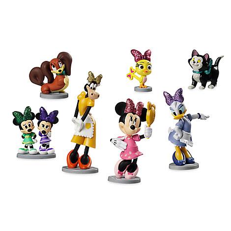 Minnie Mouse Bowtoons Figure Play Set