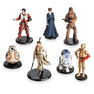 Star Wars: The Force Awakens Resistance Figure Set 6107000440437P