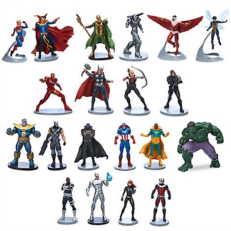 Avengers Mega Figure Set