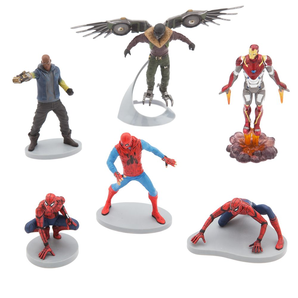 Spider-Man: Homecoming Figure Play Set Official shopDisney