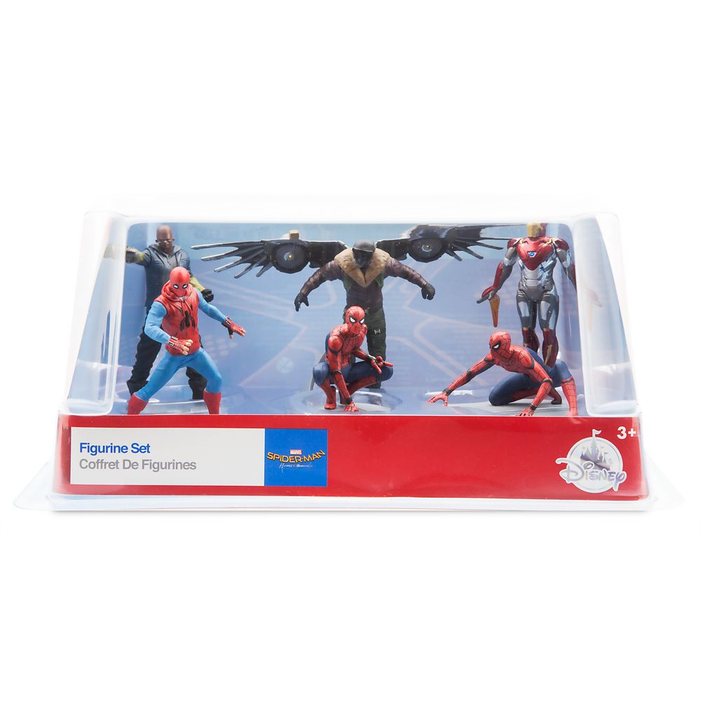 Spider-Man: Homecoming Figure Play Set