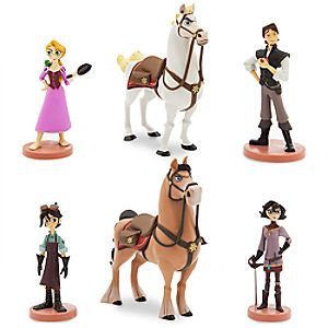 Tangled: The Series Figure Play Set