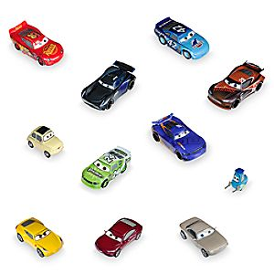 Cars 3 Deluxe Figure Play Set 6107000440553P