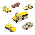 Cars 3 Figurine Play Set