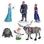 Frozen Figurine Play Set