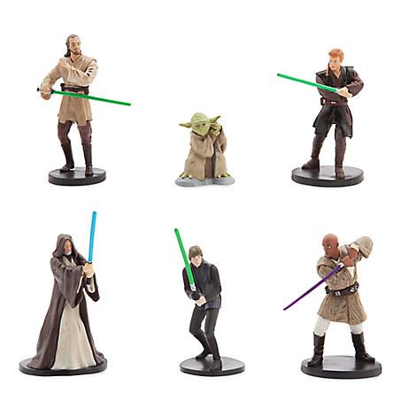 Jedi Figurine Set - Star Wars