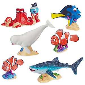 Finding Dory Deluxe Figure Play Set 6107000440605P