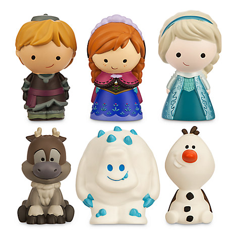 Frozen Bath Toy Set - $16.95 $10
