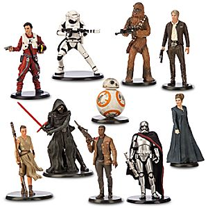 Star Wars: The Force Awakens Deluxe Figure Play Set 6107000441708P
