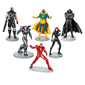 Avengers Figure Play Set