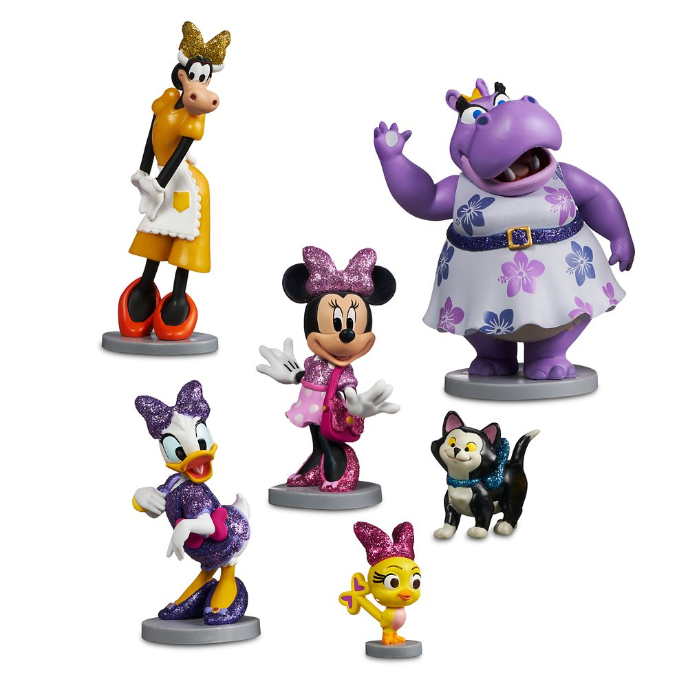 Minnie Mouse Happy Helpers Figure Set Official shopDisney