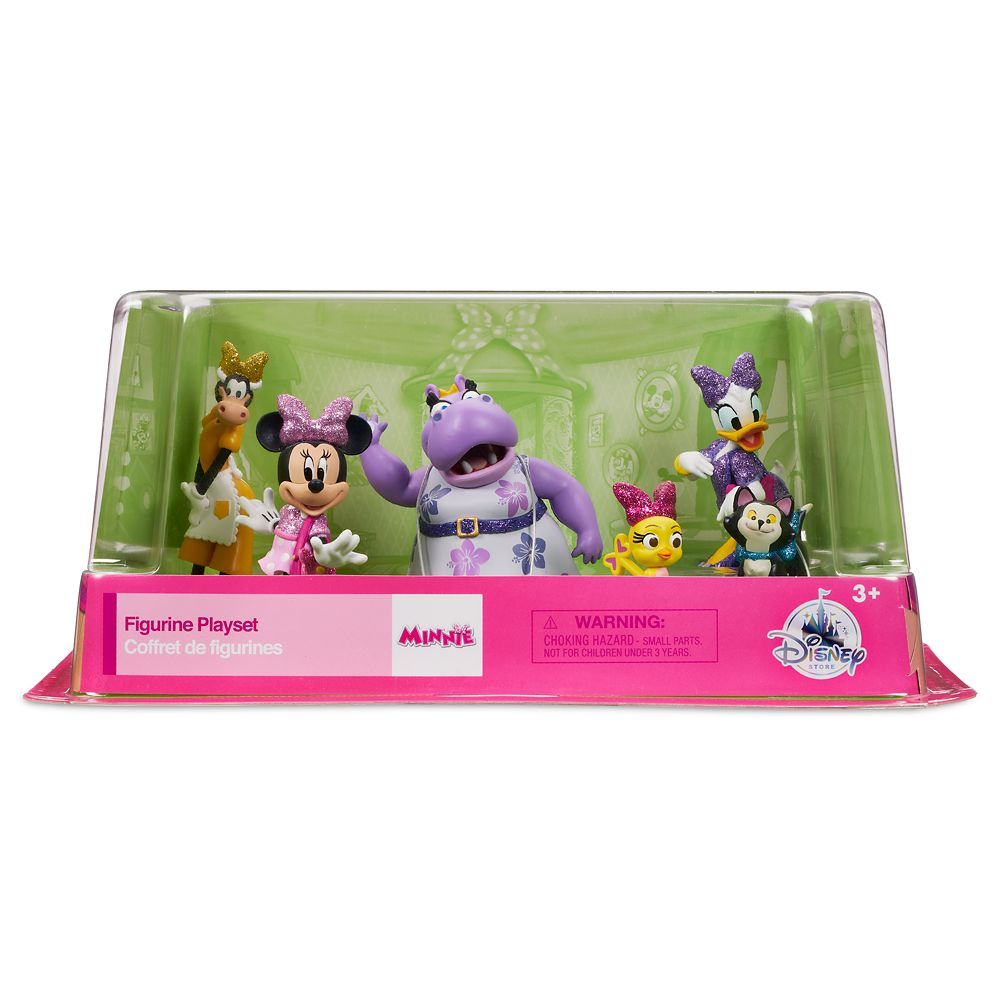 Minnie Mouse Happy Helpers Figure Set