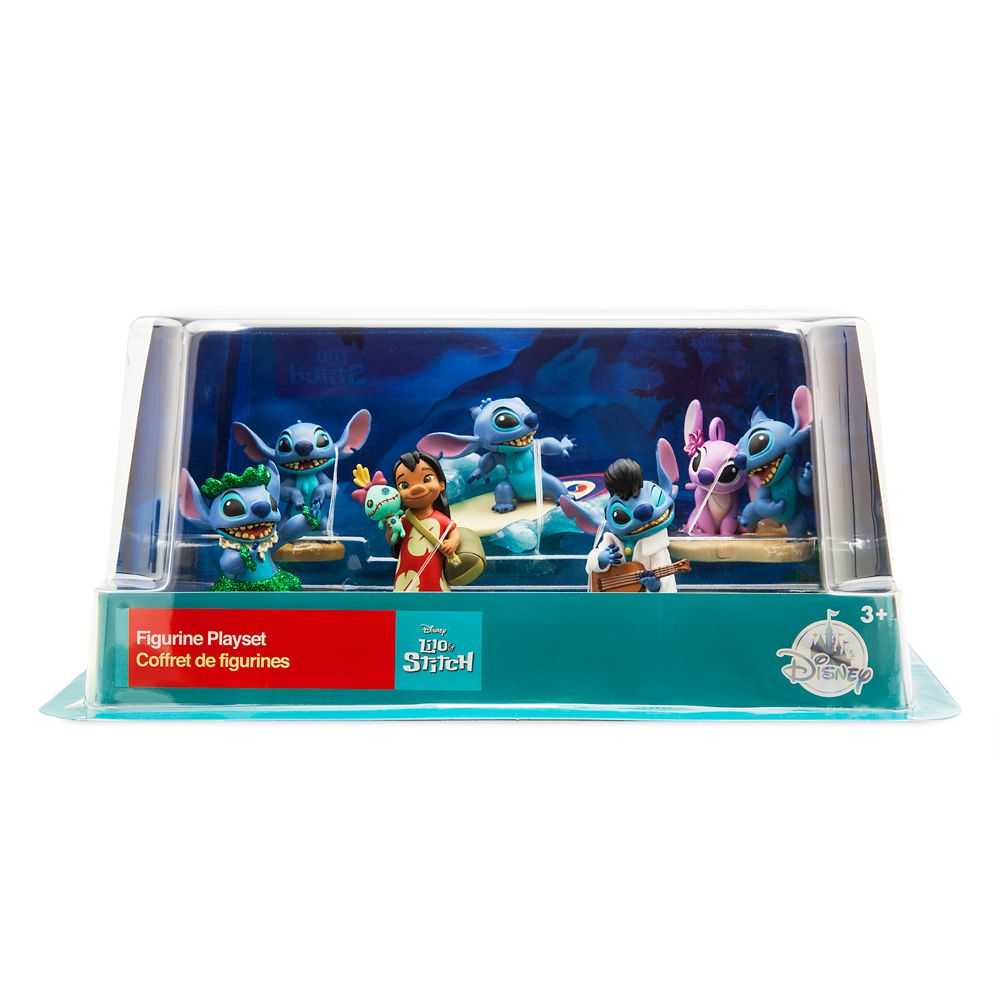 Lilo & Stitch Figure Playset