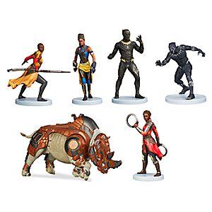 Black Panther Figure Playset