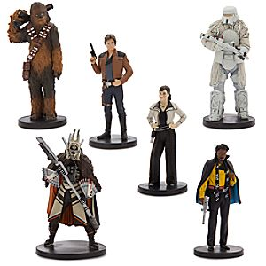 Solo: A Star Wars Story Figure Play Set
