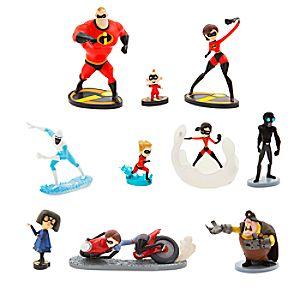 Incredibles 2 Deluxe Figure Set 6107000442561P