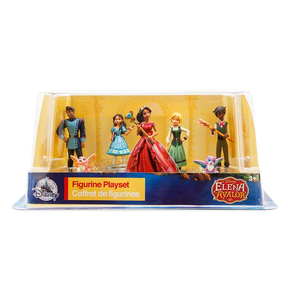Elena of Avalor Figure Play Set