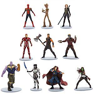 Marvel's Avengers: Infinity War Deluxe Figure Set 6107000442582P