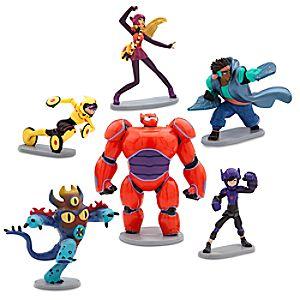 Big Hero 6: The Series Figure Play