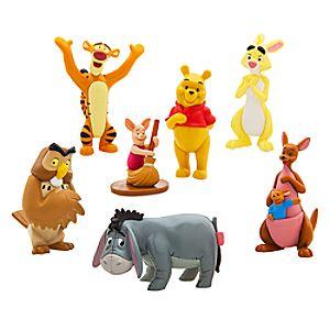Winnie the Pooh Figure Playset