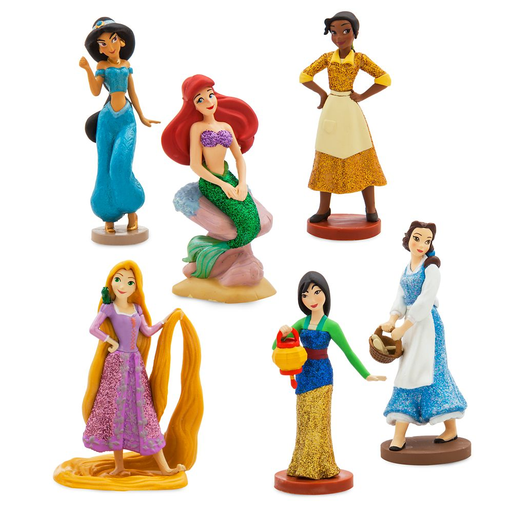 Disney Princess Figure Play Set - ''Once Upon a Time''
