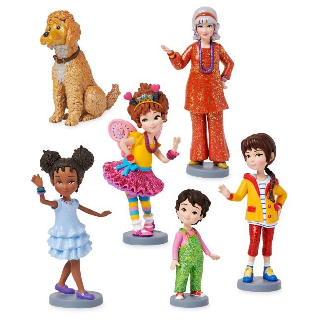 Fancy Nancy Figure Play Set