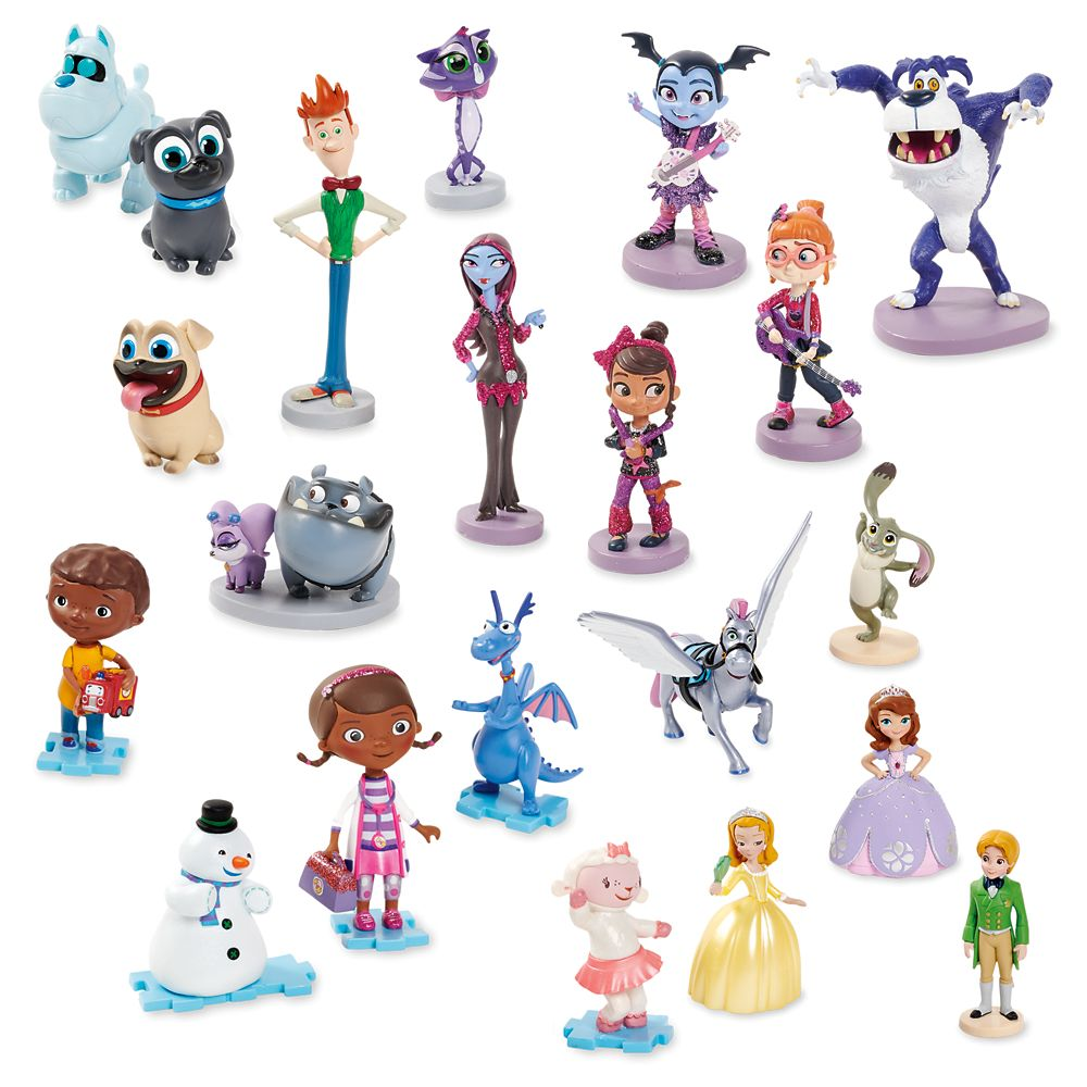 Disney Junior Mega Figurine Set
