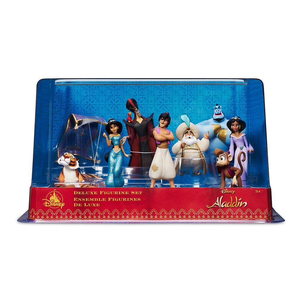 Aladdin Deluxe Figurine Set