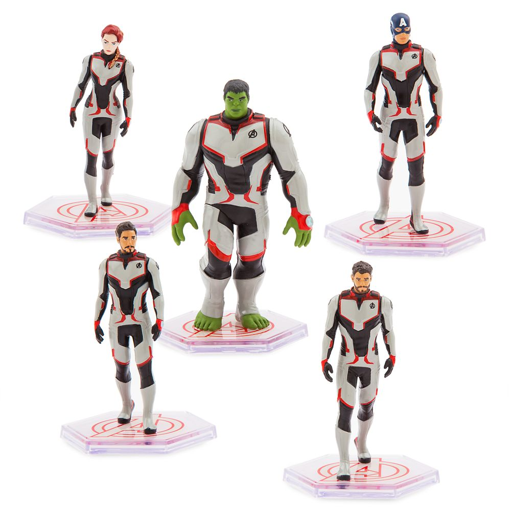 Marvel's Avengers: Endgame Figure Play Set