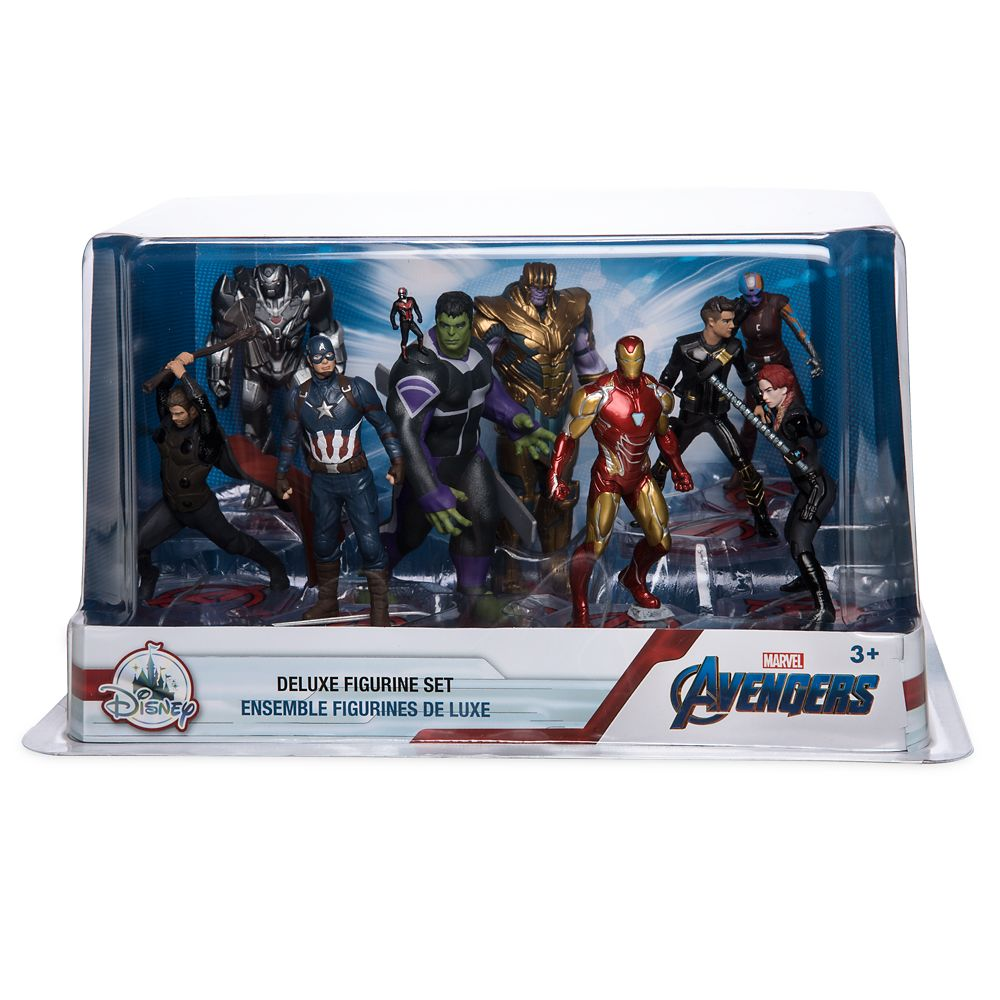 Marvel's Avengers Deluxe Figure Play Set – Marvel's Avengers: Endgame
