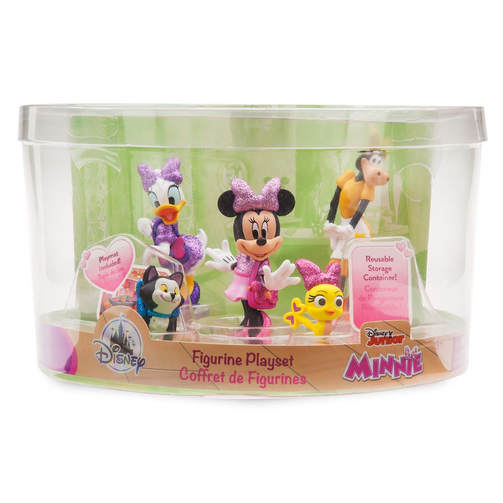 Minnie Mouse Figure Play Set