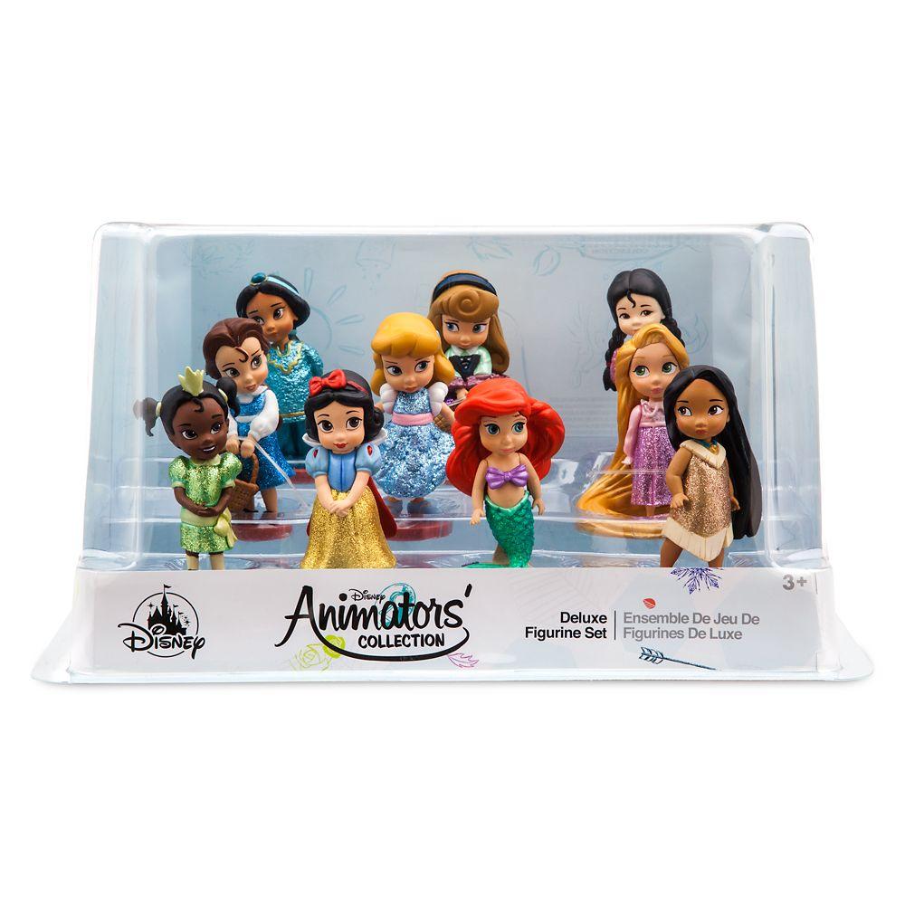 Disney Animators' Collection Deluxe Figure Play Set