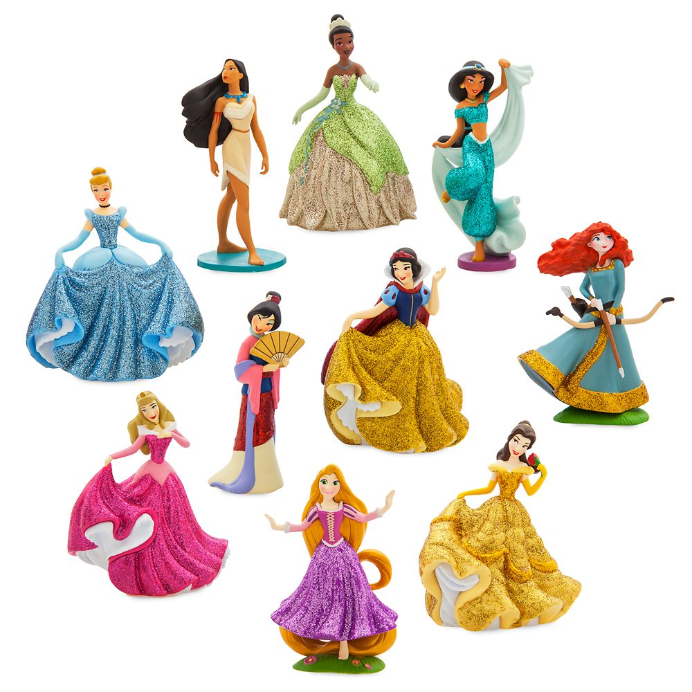 Disney Princess Deluxe Figure Play Set Shopdisney