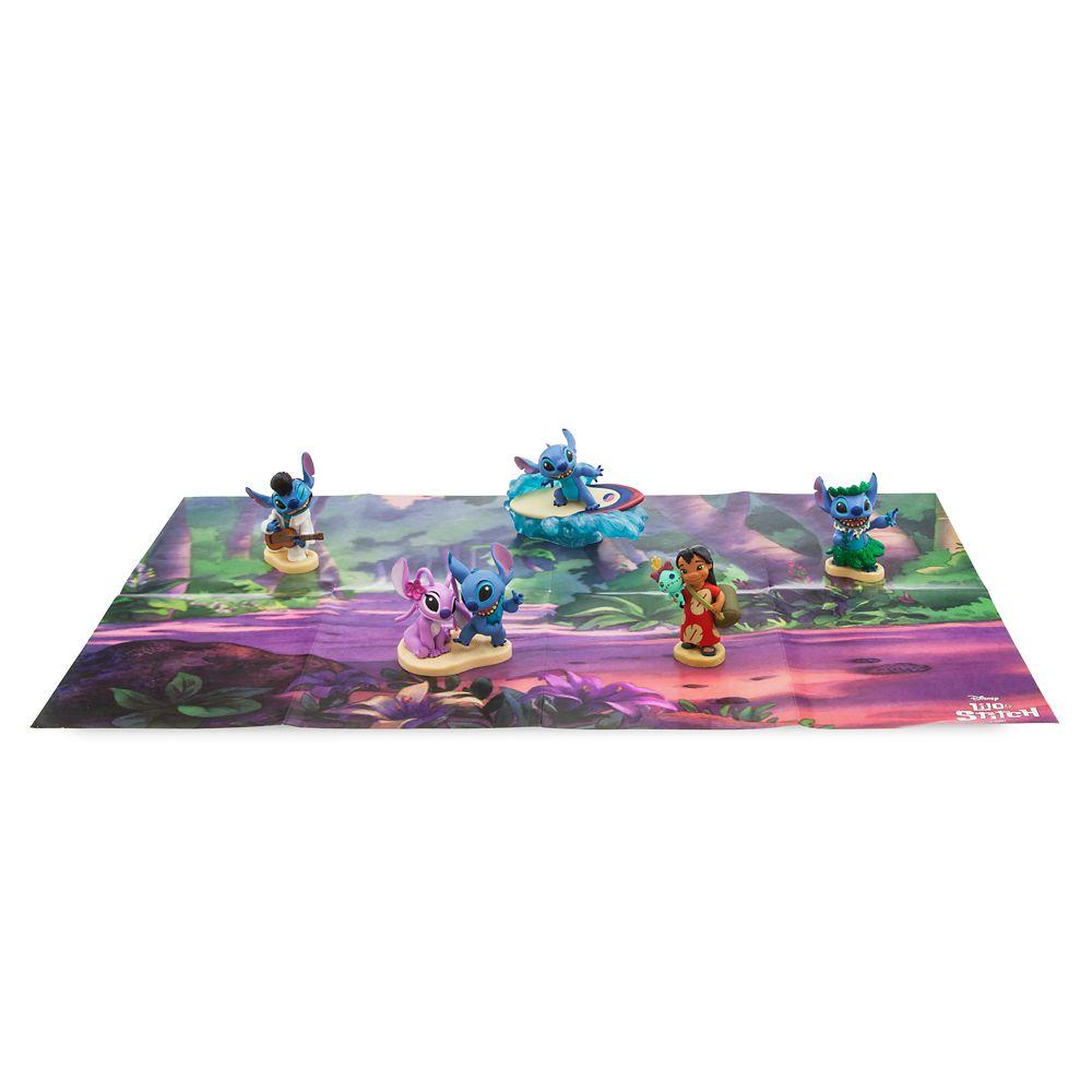 Lilo & Stitch Figure Play Set