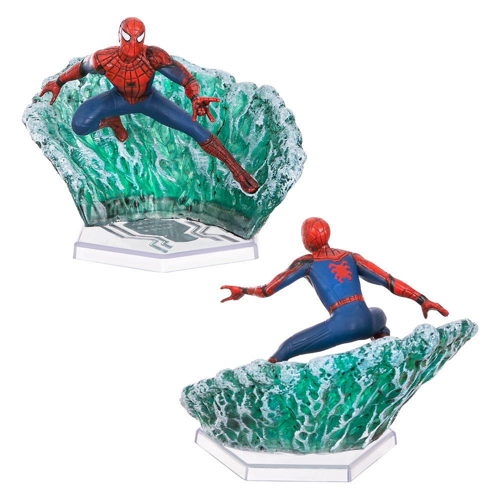 Spider-Man: Far From Home Figure Play Set