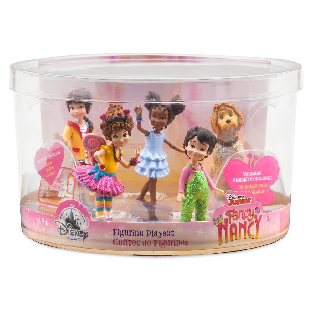 Fancy Nancy Figure Play Set