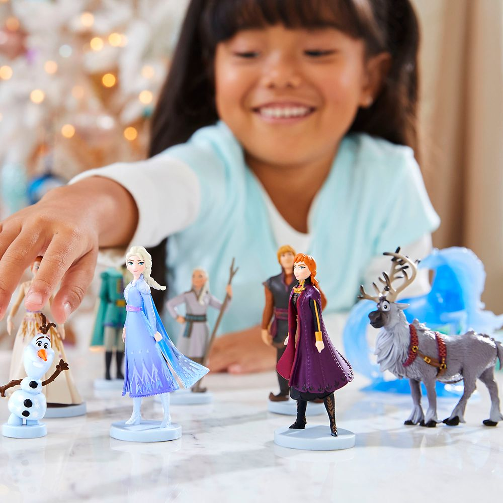 Frozen 2 Deluxe Figure Play Set