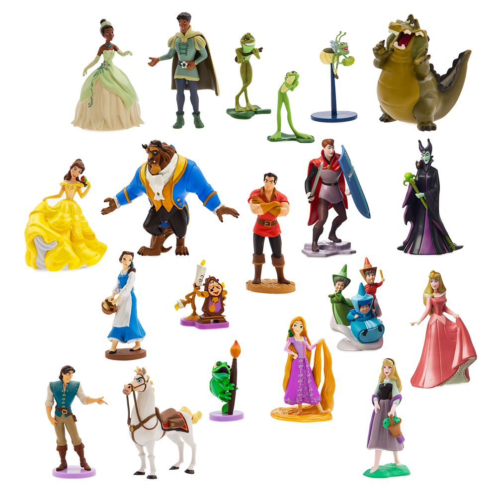 Disney Princess Mega Figurine Set