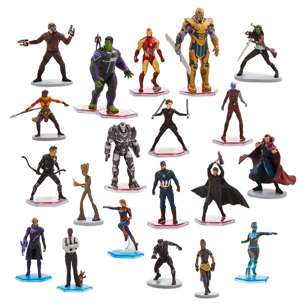 Marvel's Avengers Mega Figurine Set