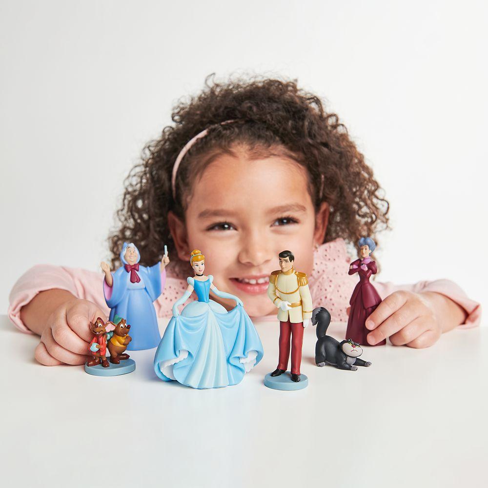 Cinderella Figure Play Set – 70th Anniversary