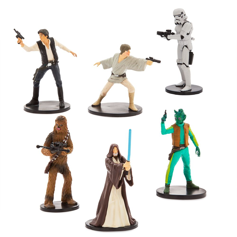 Star Wars Cantina Figure Play Set
