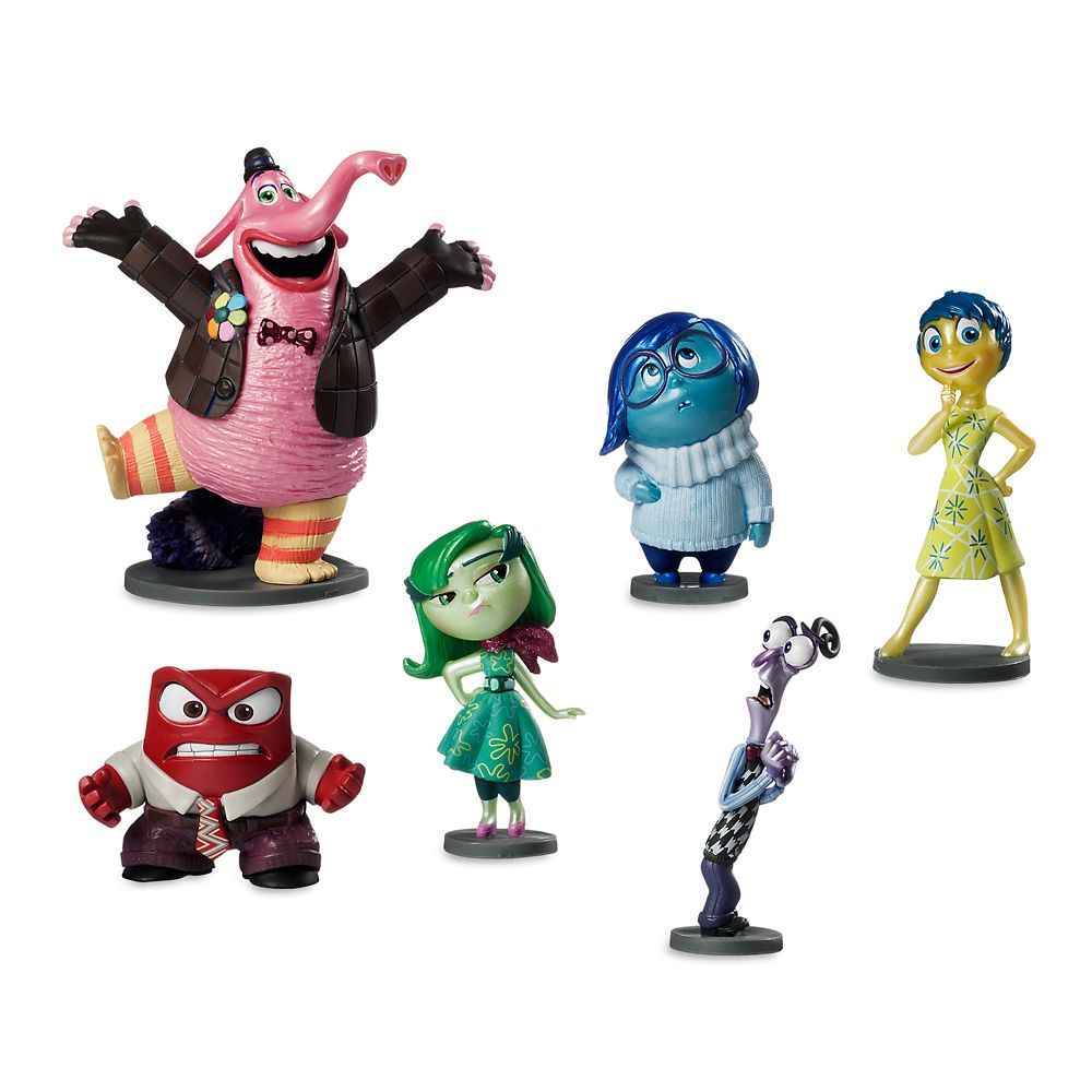 Disney Inside Out Figure Play Set